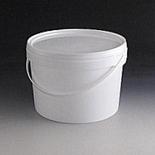 2.5 Litre plastic Bucket