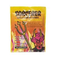 SORCEROR FLUE & CHIMNEY CLEANER