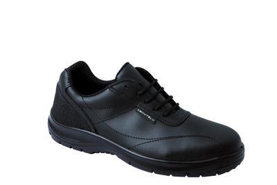 T-Light Black Lightweight Composite Safety Shoe