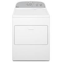 Whirlpool Atlantis 3LWED4815FW 15Kg American Style Commercial Vented Dryer