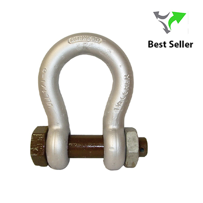 Gunnebo Standard Safety Bow Shackle | No.855