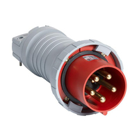 463P6W 63A Plug 380V 5P IP67