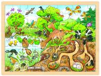 Puzzle Exploring Nature