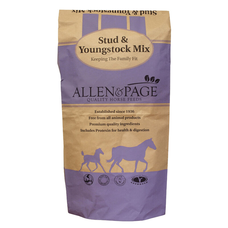 Allen & Page Stud & Youngstock Mix 20kg