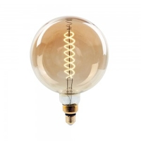 8w G200 LED Filament E27 Dimmable 2000K