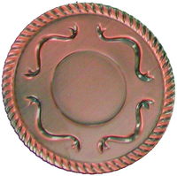 60mm Bronze Coin (Suits 25/50mm Centre) | TC9