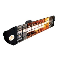 Outdoor IP67 Infrared 1800W Heater