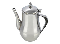 PENDEFORD 70OZ STAINLESS STEEL SPOUTED TEAPOT
