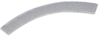 Hard Hat Reflective Tape Curved Pkt 10