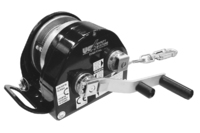 """Advanced Digital 100 Series Winch with 90 ft. (27 m) of 3/16"""" (5mm) stainless steel wire rope"""