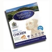 Natures Harvest Adult Dog - Chicken 395g x 10