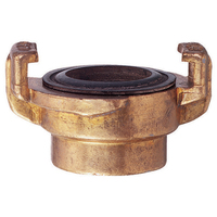 Brass GEKA Coupler BSP Female