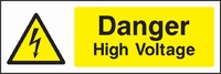 Warning and Electrical Hazard Sign WARN0012-1581