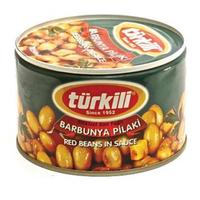 Turkili Red Beans in Sauce (Barbunya Pilaki) 1x500gr