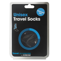 Korbond Travel  Unisex Travel Socks