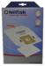 Nilfisk Dust Bags Action Bravo Sprint 5 Pack Plus Pre-filter