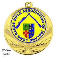 70mm Medallion (Gold)