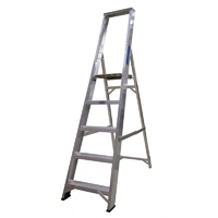Lyte Class One - 5 Step Platform Ladder