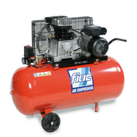 FIAC 2HP 100 Litre Belt Driven Air Compressor 230V