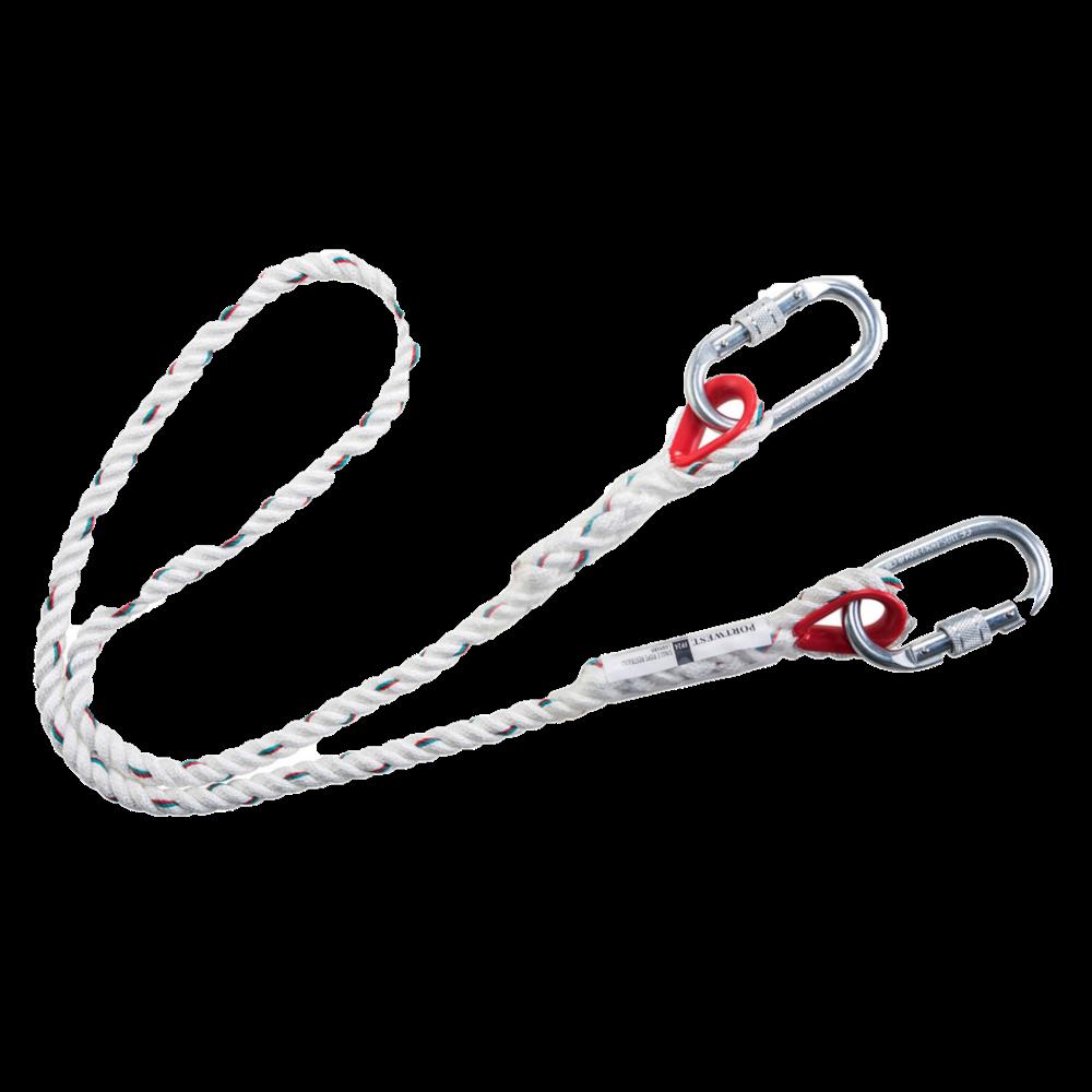 PORTWEST FP24 Single Rope Restraint Lanyard