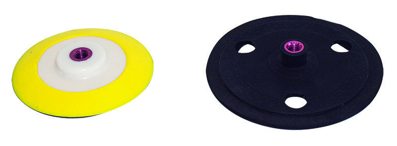 back pad for 203mm yellow , green