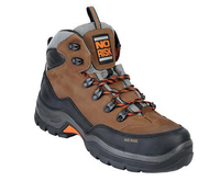 NO RISK Darwin Safety Boot Brown S3 SRC