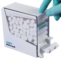 ROEKO ROLL-O-MAT COTTON ROLL DISPENSER