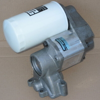 Ford 7610 Auxilary Hydraulic Pump