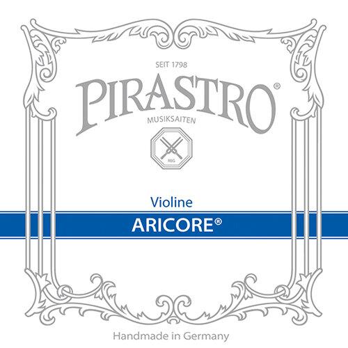 Pirastro Aricore violin string set alum A