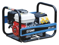 The SDMO Petrol Generator with Honda Engine - 3kW which is part of the SDMO portable power range and is designed for construction professionals, but also for the general public