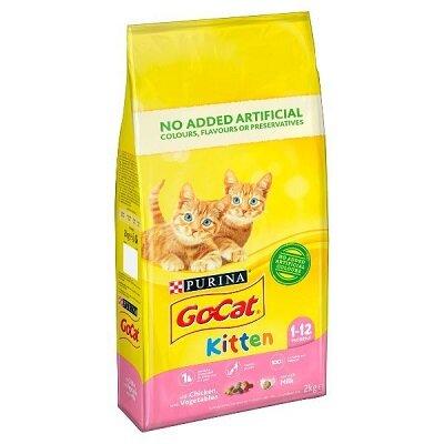 Go-Cat Comp Kitten 2kg