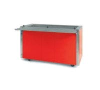 Polar Plate Well Display VCPW4 Versicarte 1490x680x900mm 4GN