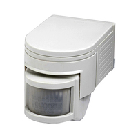 Motion Detector 180 Degree PIR White