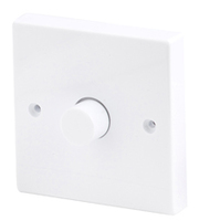400W, 1 Gang 2 Way Dimmer Switch