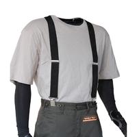 Clogger Heavy Duty Braces - Clip On