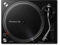 Pioneer PLX-500-K (Black)   High-torque, direct drive turntable (black)