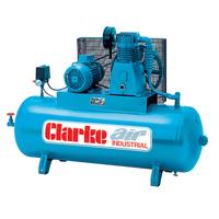 200L Clarke Compressor 3 Phase SE26C200