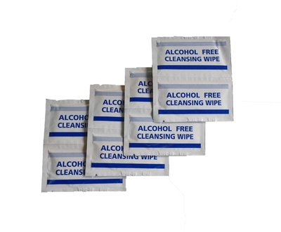 First Aid Anti-Septic Cleansing Wipes (Pack 50)