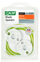 Lawnmower Blade Spacers For Flymo/Qualcast