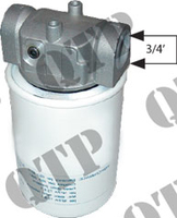 Pressure Hydraulic Filter Assembly