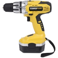 Powerplus Drill/Driver 18V Li-Ion 2 Batt C/W 71 Accessories