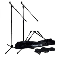 W Audio Microphone Stand Kit