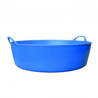 Red Gorilla Tub Blue Large Shallow 35L