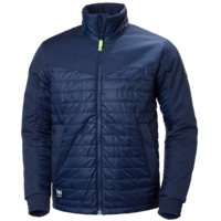Helly Hansen Navy Aker Insulated Jacket