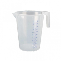 Crystic Roof  Large Measuring Jug