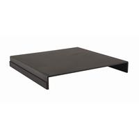 Buffet Risers Black Acrylic 30 x 30 x 4cm