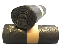 "Black Refuse Sacks 26"" x 44"" Heavyweight (Box 100)"