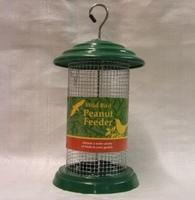 "Trust Plastic Peanut Feeder 12"" x 1"