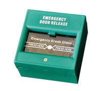 Emergency Break Glass Button Fire retardant m