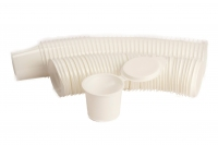 Disposable Sputum Cups with Lid